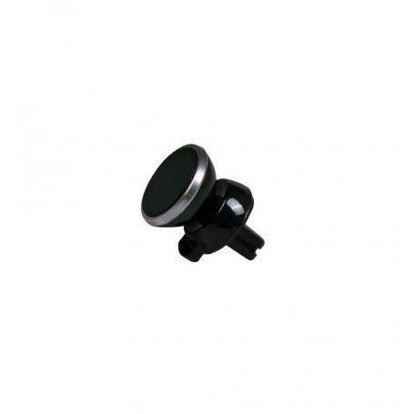 Suport Auto Magnetic pentru Telefon sau Tableta cu Fixare in Grila de Ventilatie, Rotire 360 Grade