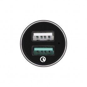 Incarcator Auto, Spigen Sgp F270QC QC3.0 , 2 x Usb ,Negru Spigen - 3