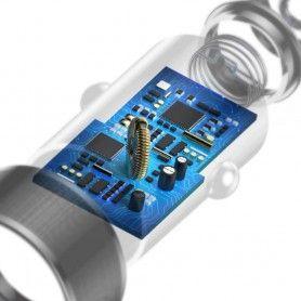 Incarcator Auto, Baseus B01, Quick Charge 3.0 , 2 x Usb ,Negru Baseus - 6