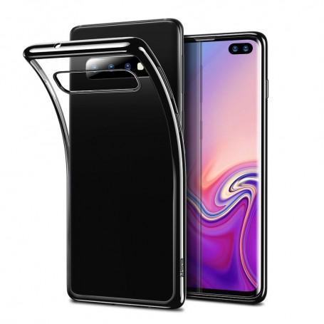 Husa Telefon Samsung S10+ Plus, ESR Essential, Crystal Clear, Negru la pret imbatabile de 41,99LEI , intra pe PrimeShop.ro.ro si convinge-te singur