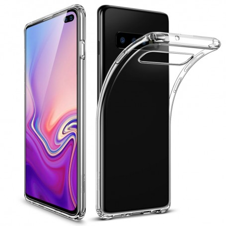 Husa Telefon Samsung S10+ Plus, ESR Essential, Crystal Clear, Transparenta la pret imbatabile de 53,00LEI , intra pe PrimeShop.ro.ro si convinge-te singur