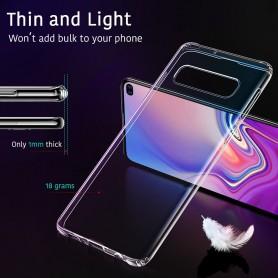 Husa Telefon Samsung S10+ Plus, ESR Essential, Crystal Clear, Transparenta Esr - 4