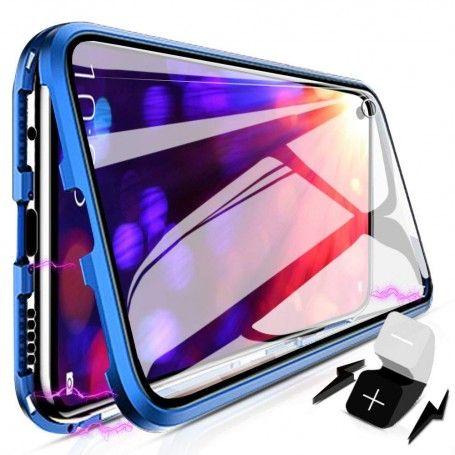 Husa Magnetica 360 cu sticla fata spate, pentru Samsung Galaxy S10+ Plus la pret imbatabile de 89,90lei , intra pe PrimeShop.ro.ro si convinge-te singur