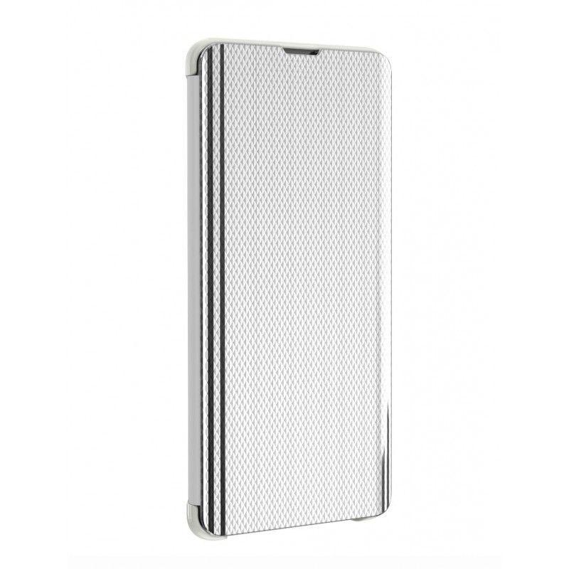 Husa Samsung S10+ Plus - Noul Design Flip Mirror Clear View Tip Carte - 2