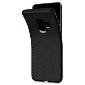 Husa Galaxy S9 Spigen Liquid Air Matte Black Spigen - 3