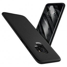 Husa Galaxy S9 Spigen Liquid Air Matte Black Spigen - 6