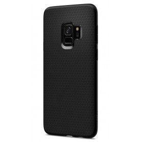 Husa Galaxy S9 Spigen Liquid Air Matte Black Spigen - 7