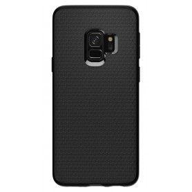 Husa Galaxy S9 Spigen Liquid Air Matte Black Spigen - 8