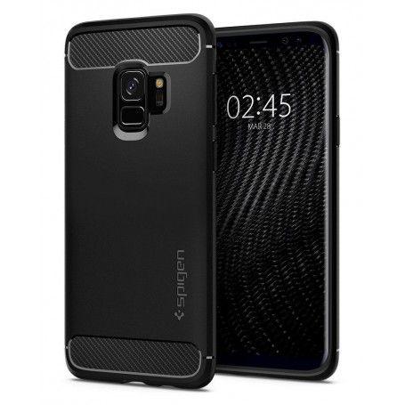 Husa Galaxy S9 Spigen Rugged Armor Matte Black la pret imbatabile de 67,00LEI , intra pe PrimeShop.ro.ro si convinge-te singur