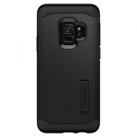 Husa Galaxy S9 Spigen Slim Armor Black Spigen - 2