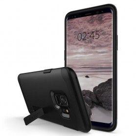 Husa Galaxy S9 Spigen Slim Armor Black Spigen - 3
