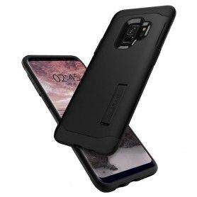 Husa Galaxy S9 Spigen Slim Armor Black Spigen - 4