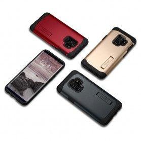 Husa Galaxy S9 Spigen Slim Armor Black Spigen - 7