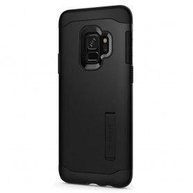 Husa Galaxy S9 Spigen Slim Armor Black Spigen - 8