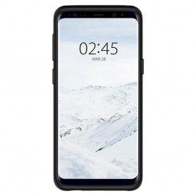 Husa Galaxy S9 Spigen Slim Armor CS Black Spigen - 4