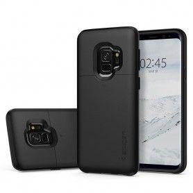 Husa Galaxy S9 Spigen Slim Armor CS Black Spigen - 6