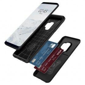 Husa Galaxy S9 Spigen Slim Armor CS Black Spigen - 8
