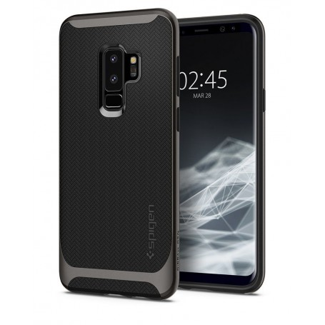 Husa Galaxy S9+ Plus Spigen Neo Hybrid Gunmetal la pret imbatabile de 90,00LEI , intra pe PrimeShop.ro.ro si convinge-te singur