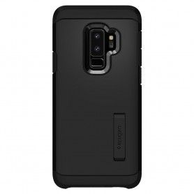 Husa Galaxy S9+ Plus Spigen Tough Armor Black Spigen - 5