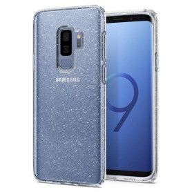 Husa Galaxy S9+ Plus Spigen Liquid Crystal Glitter Crystal Quartz Spigen - 1