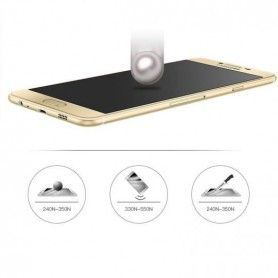Folie Protectie Ecran Galaxy S9+ Plus Mocolo Tg+ 3D Case Friendly Black Mocolo - 3