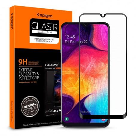Folie Protectie Ecran Galaxy A50 Spigen Glass FC Black la pret imbatabile de 64,90LEI , intra pe PrimeShop.ro.ro si convinge-te singur