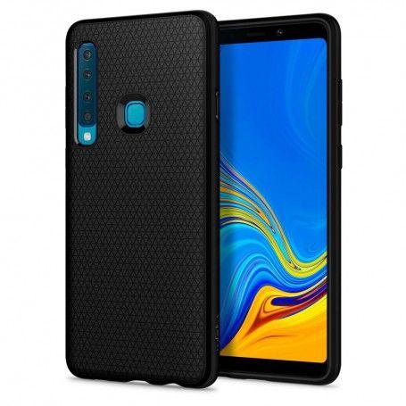 Husa Galaxy A9 2018 Spigen Liquid Air Black la pret imbatabile de 55,00LEI , intra pe PrimeShop.ro.ro si convinge-te singur