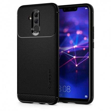 Husa Huawei Mate 20 Lite Spigen Rugged Armor Black la pret imbatabile de 65,00lei , intra pe PrimeShop.ro.ro si convinge-te singur