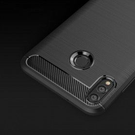 Husa Huawei P Smart (2019) Tech-protect Tpucarbon Black Tech-Protect - 2
