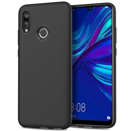 Husa Huawei P Smart (2019) Tech-protect Smoothcase Black
