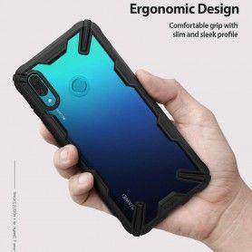 Husa Huawei P Smart (2019) Ringke Fusion X Black Ringke - 4