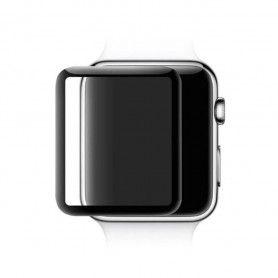 Folie Protectie Ecran Apple Watch 1/2/3 (42mm) Mocolo Tg+ 3D Black Mocolo - 1