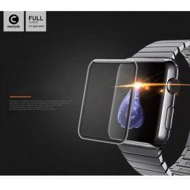 Folie Protectie Ecran Apple Watch 1/2/3 (42mm) Mocolo Tg+ 3D Black Mocolo - 2