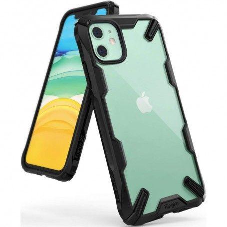 Husa iPhone XI 11 Ringke Fusion X Black la pret imbatabile de 82,99lei , intra pe PrimeShop.ro.ro si convinge-te singur