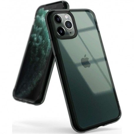 Husa iPhone XI 11 Pro - Ringke Fusion Smoke Black la pret imbatabile de 66,90LEI , intra pe PrimeShop.ro.ro si convinge-te singur