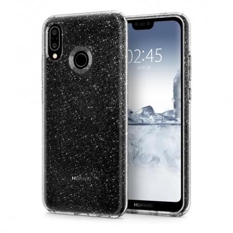 Husa Huawei P20 Lite - Spigen Liquid Crystal Glitter Crystal Quartz la pret imbatabile de 66,90LEI , intra pe PrimeShop.ro.ro si convinge-te singur