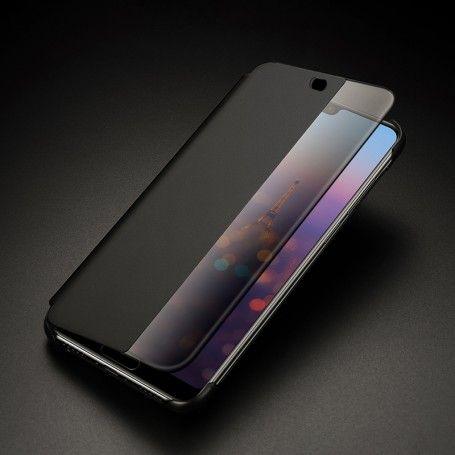 Husa Huawei P20 Lite - Flip semi transparent Smart View Stand la pret imbatabile de 51,00LEI , intra pe PrimeShop.ro.ro si convinge-te singur