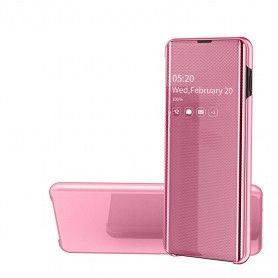 Husa Huawei Mate 20 Pro - Noul Design Flip Mirror Clear View Tip Carte  - 7