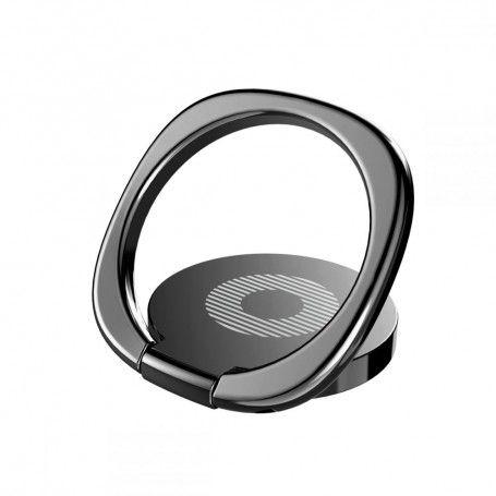 Suport Telefon Universal cu Inel - Baseus Magnetic 360 Phone Ring Black la pret imbatabile de 39,00LEI , intra pe PrimeShop.ro.ro si convinge-te singur