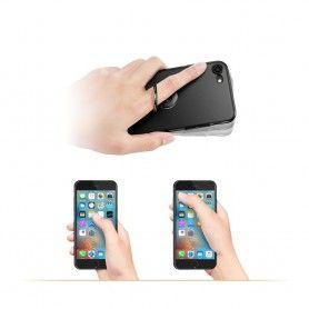 Suport Telefon Universal cu Inel - Esr Magnetic Phone Ring Black Esr - 3