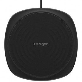 Incarcator Wireless - Spigen F305w Fast Charger Black Spigen - 1
