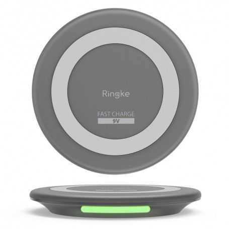 Incarcator Wireless - Ringke Charger Grey la pret imbatabile de 106,90LEI , intra pe PrimeShop.ro.ro si convinge-te singur