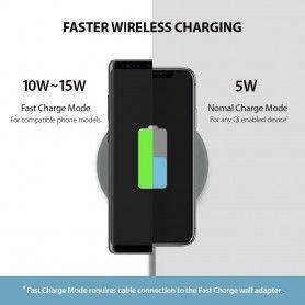 Incarcator Wireless - Ringke Charger Grey Ringke - 8
