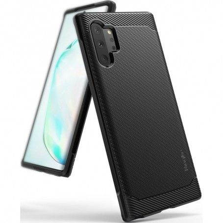 Husa Galaxy Note 10+ Plus - Ringke Onyx Black