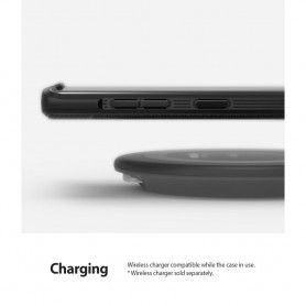 Husa Galaxy Note 10+ Plus - Ringke Onyx Black Ringke - 2
