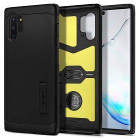 Husa Galaxy Note 10+ Plus - Spigen Tough Armor Black Spigen - 1