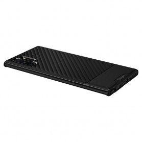 Husa Galaxy Note 10+ Plus - Spigen Core Armor Black Spigen - 4