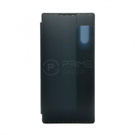Husa Samsung Galaxy Note 10 - Flip semi transparent Smart View Stand - Midnight Blue la pret imbatabile de 59,00LEI , intra pe PrimeShop.ro.ro si convinge-te singur