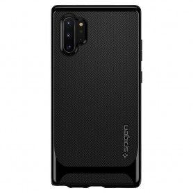 Husa Samsung Galaxy Note 10+ Plus - Spigen Neo Hybrid Midnight Black Spigen - 3