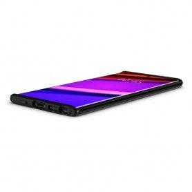 Husa Samsung Galaxy Note 10+ Plus - Spigen Neo Hybrid Midnight Black Spigen - 5